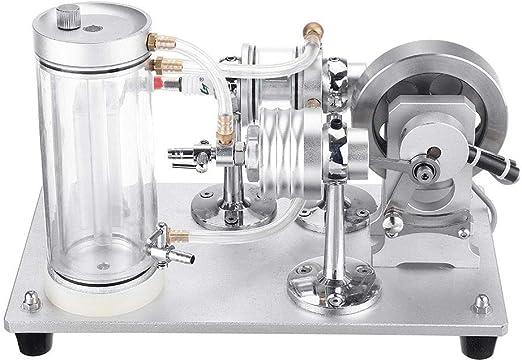 PQXOER Modelo de Motor Stirling Motor Stirling Modelo, del Motor ...