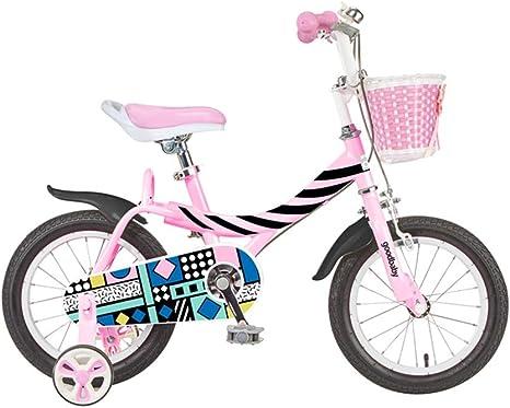 Axdwfd Infantiles Bicicletas Bicicleta para Niños De 12/14/16
