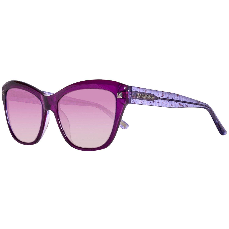 Guess by Marciano Sonnenbrille GM07415683C Gafas de Sol, Morado (Violett), 57 para Mujer