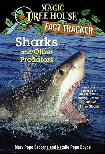 shark chapter books for kids - 7