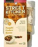 Street Kitchen Punjabi Cashew Korma Curry Sauce Meal Kit, 255 g