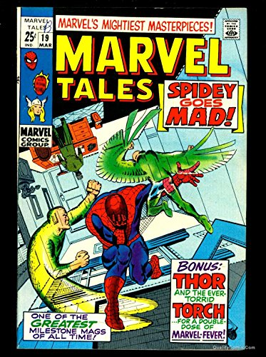 Marvel Tales #19 VF/NM 9.0 Tongie Farm Collection Pedigree