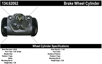 Drum Brake Wheel Cylinder-Premium Wheel Cylinder-Preferred Rear Centric