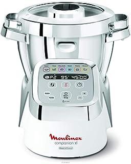 Moulinex Robot Cuiseur Connecté I-Companion XL Blanc 1550W 4,5L YY3963FG: Amazon.es: Hogar