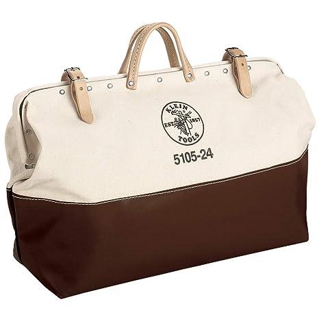 Amazon.com: Klein Tools 5105-20 - Bolsa de lona para ...