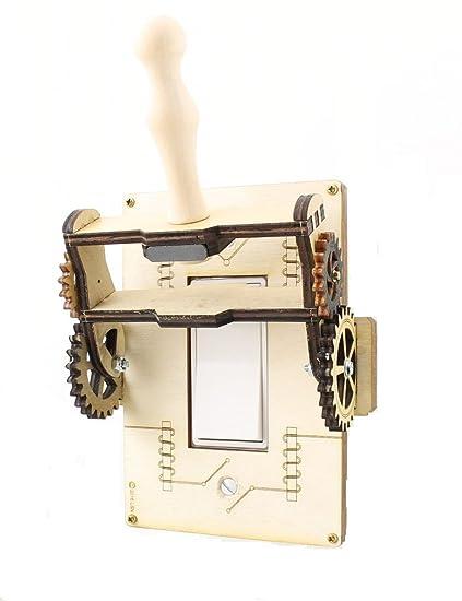 Amazoncom Green Tree Jewelry Steampunk Decora Rocker Throw Switch