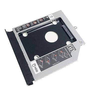 2º HDD SSD Marco óptico Adaptador de Disco Duro para Acer Aspire ...