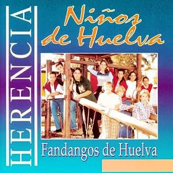 Fandangos de Huelva. Herencia de Niños de Huelva en Amazon Music ...