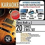 ASK-103 Karaoke: Classic Rock with Karaoke Edge, Cheap Trick, Deep Purple, Elvis Presley, The Who, Lynyrd Skynyrd, Bachman Turner Overdrive