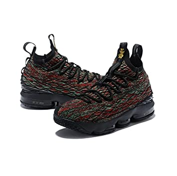 0f52c664e657c Nike Lebron XV 15 Black History Month BHM GS BG 943762-900 US Size ...