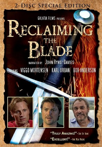 Reclaiming the Blade (Single-disc edition) by Galatia Films