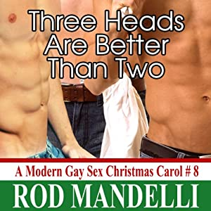 Three Heads Are Better Than Two Audiobook