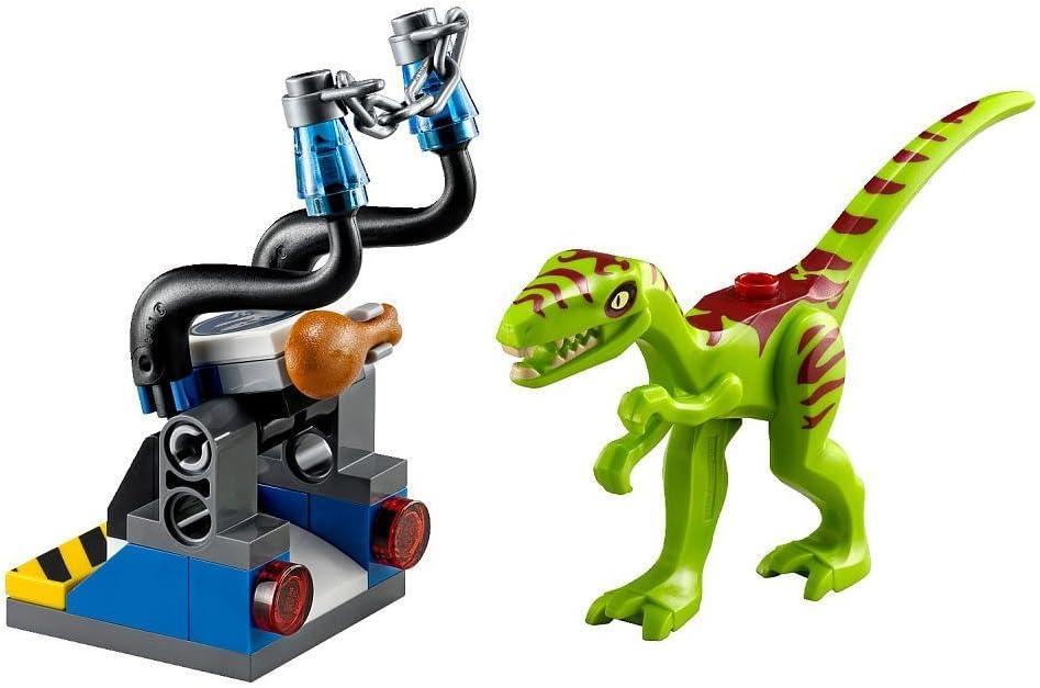 Lego Jurassic World 30382 Baby Velociraptor Playpen NEW Sealed Polybag Poly Dino