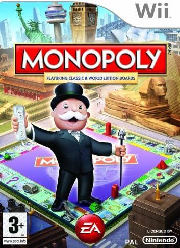 Monopoly (Wii) [Importación inglesa]: Amazon.es: Videojuegos