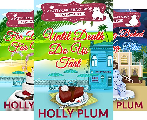 A Patty Cakes Bake Shop Cozy Mystery Series (7 Book Series)