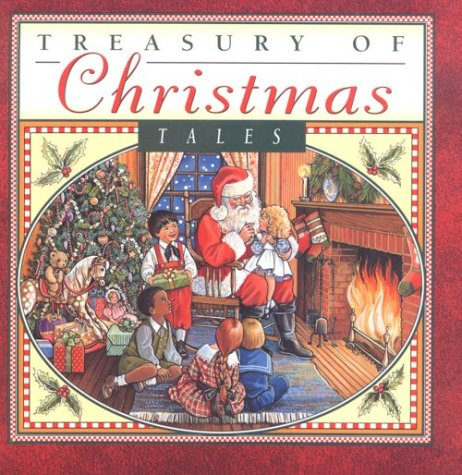 Treasury of Christmas Tales: The Christmas Mouse/Christmas Carols/Jingle Bells/the Magic Toy Shop/Frosty