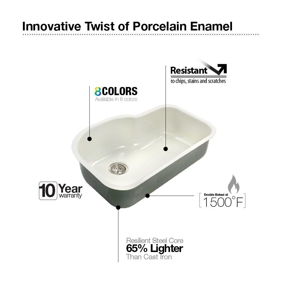 Tools & Home Improvement Slate Houzer PCH-3700 SL Porcela Series
