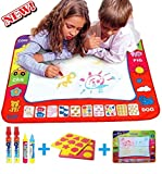 [NEW] Water drawing mat painting - Learning doodle board toy - Baby Toys for 2/3/4/5/6 years old boys & girls - Baby gift