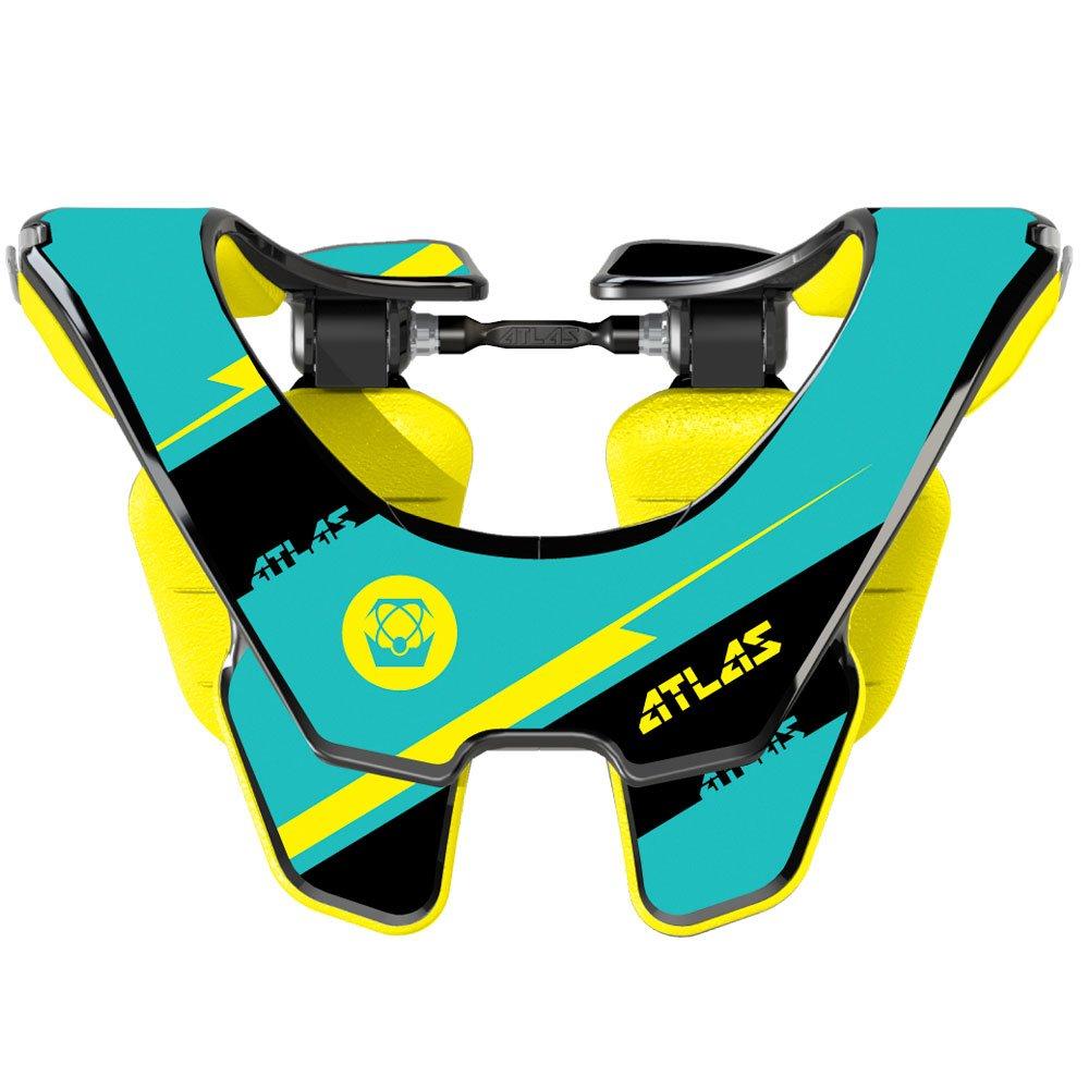 Atlas Brace Technologies Prodigy Brace, 2017 Unisex-Adult (Yellow, One Size) (Bolt Yellow)
