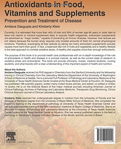 Dietary supplements research paper