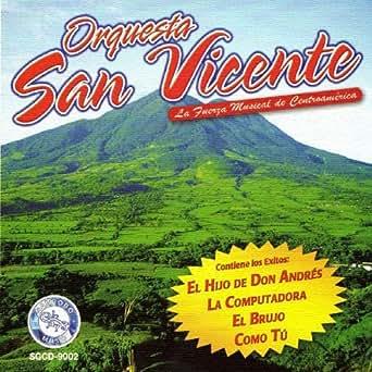 Amazon.com: La Playa Del Espino: Orquesta San Vicente: MP3 ...