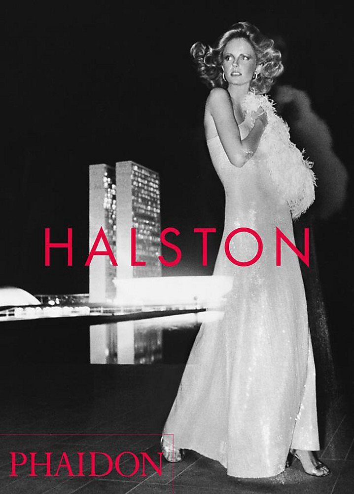 Halston Bluttal Steven 9780714863184 Amazon Com Books