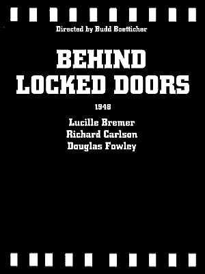 Amazon De Behind Locked Doors Ov Ansehen Prime Video