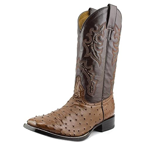 a458cefd07967 Circle G by Corral L5056 Men Square Toe Leather Western Boot