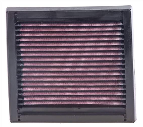 K&N 33-2060 Filtro de Aire Coche, Lavable y Reutilizable: Amazon.es: Coche y moto