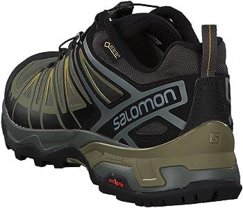Salomon X Ultra 3 GTX, Zapatillas de Senderismo para Hombre, Gris Turquesa, 40 EU: Amazon.es: Zapatos y complementos