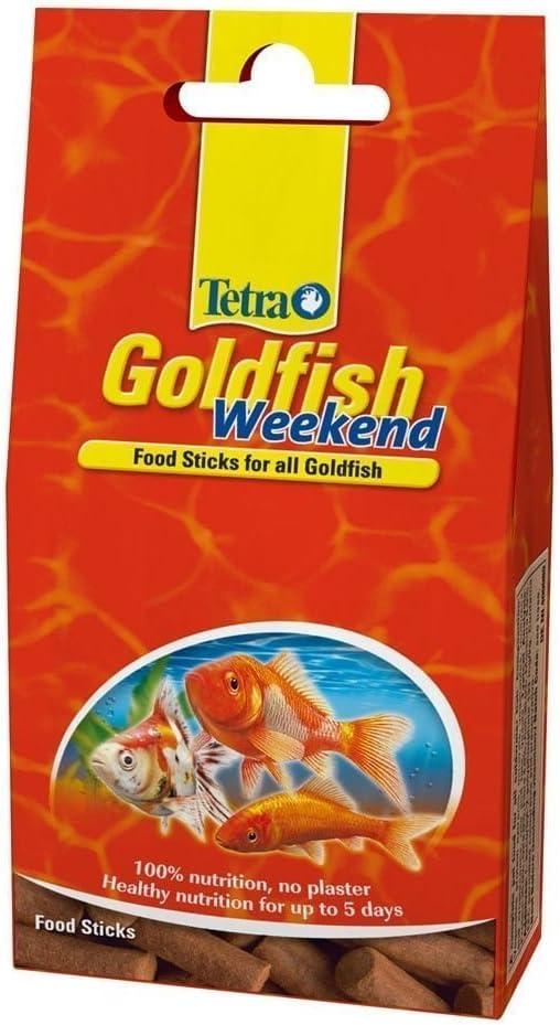 Tetra Goldfish Weekend Food 10 Stick Pack