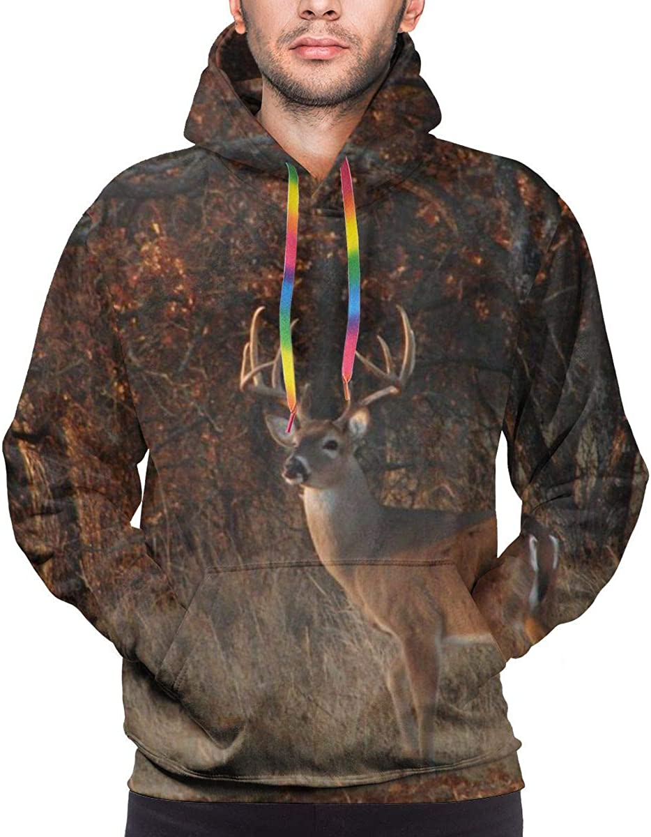 Funny Cool Outwear YongColer Pullover Hooded Sweatshirts for Boys Mens
