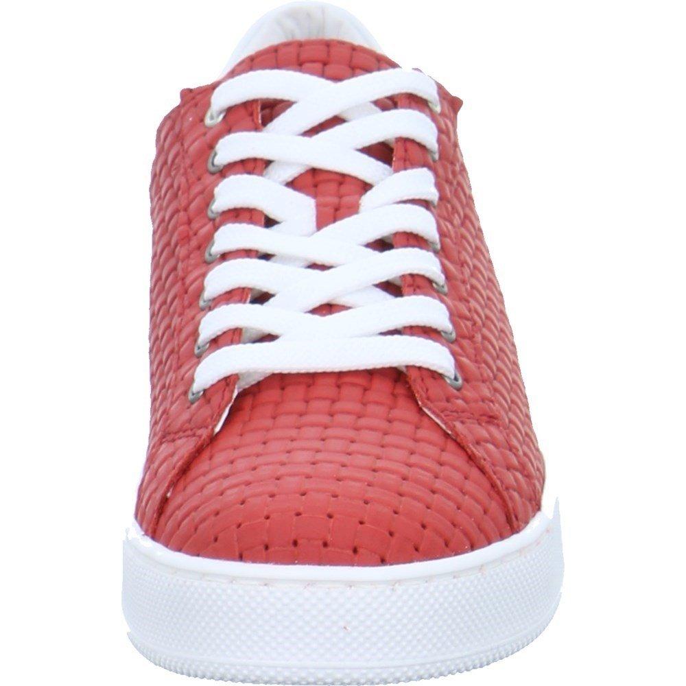 Tamaris Damen Sneaker 23637 1 1 23637 20500 rot 419000