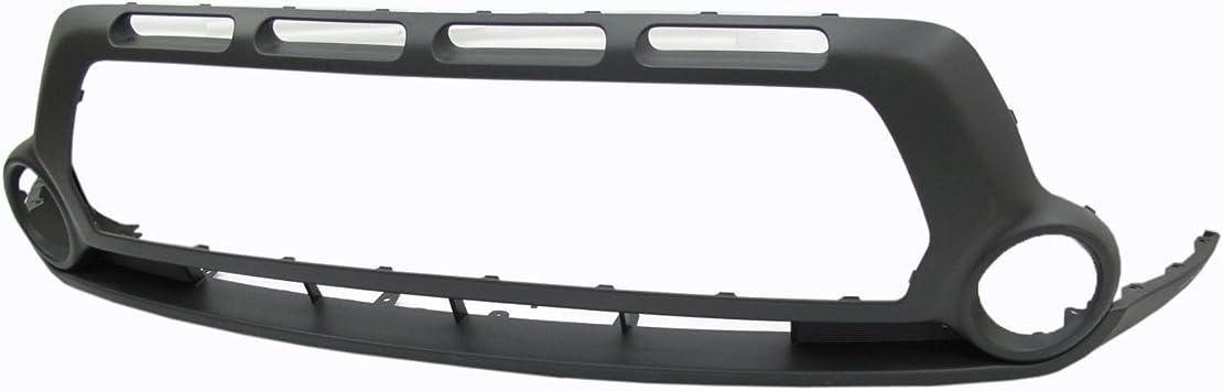 Make Auto Parts Manufacturing Front Lower Bumper Cover Textured Plastic For Kia Soul 2014 2015 2016 KI1015104