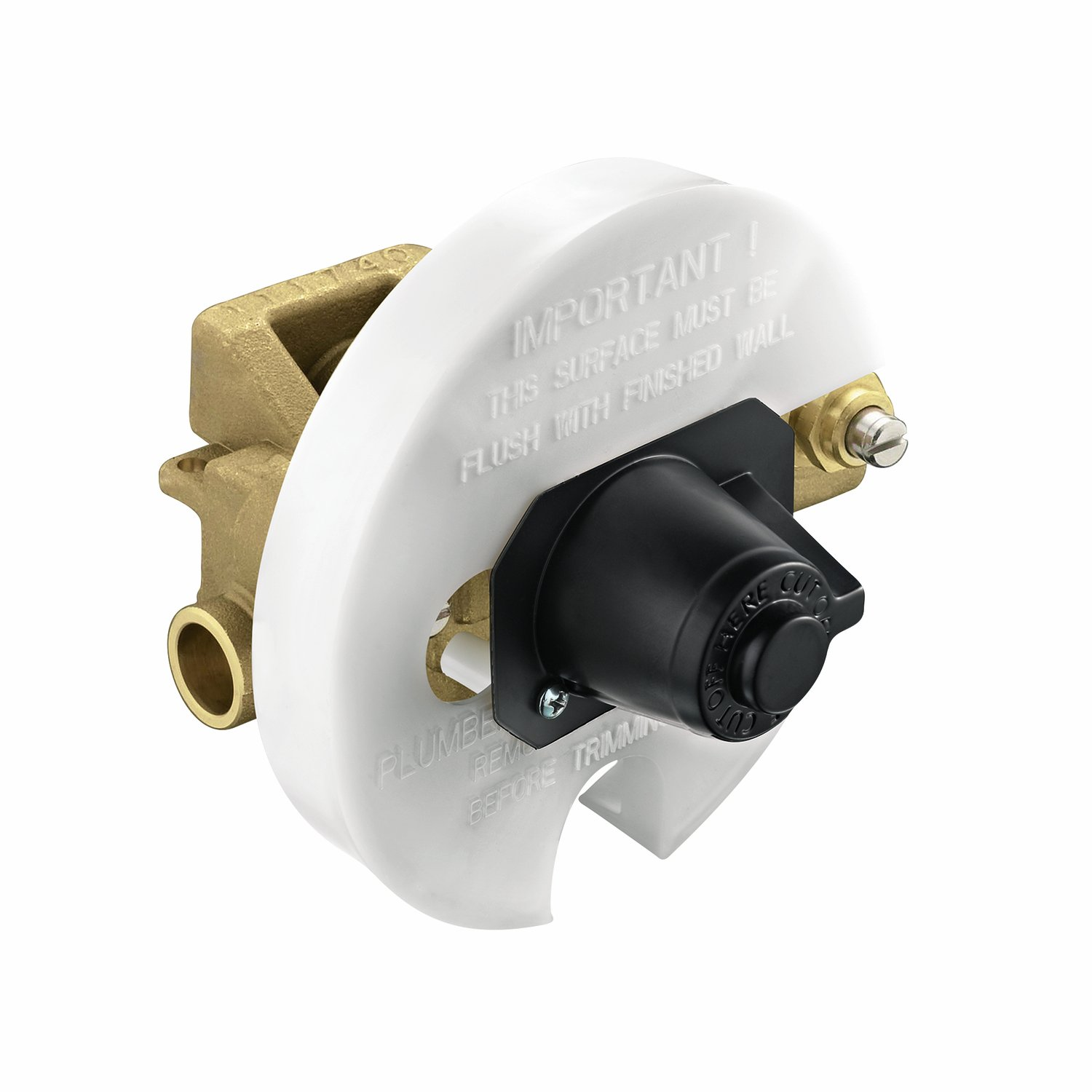Moen 3570 M-PACT Moentrol Shower Valve with Stops, 1/2-Inch CC
