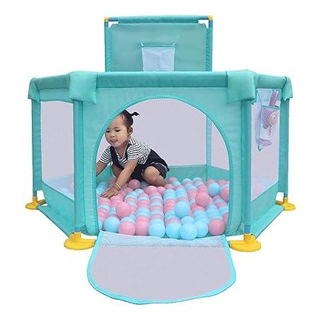 recinto di Sicurezza per la casa Gattonare//Camminare Green Baby Playground Recinto recinto per Bambini Centro di attivit/à per Bambini Drop