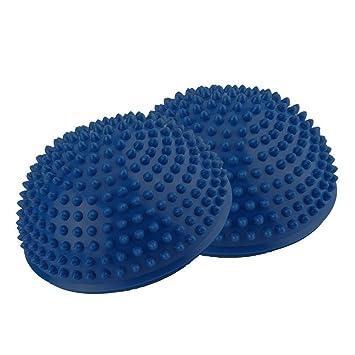 Kleingeräte & Zubehör Balance Massage Fitness Ball Igelball Halbball Noppenball Ø 16 cm Fußmassage