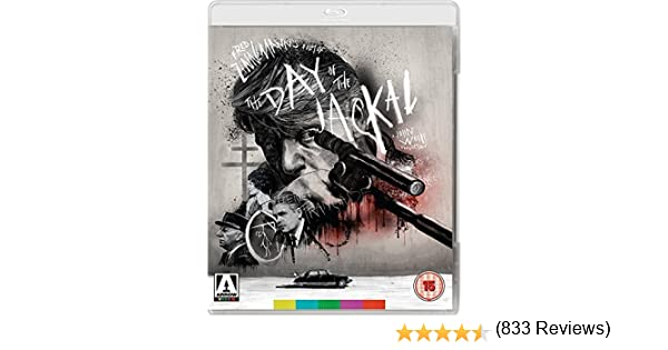 The Day Of The Jackal Edizione: Regno Unito Reino Unido Blu-ray: Amazon.es: Bruce Willis, Richard Gere, Sidney Poitier, Diane Venora, Mathilda May, J.K. Simmons, Richard Lineback, John Cunningham, Jack Black, Tess Harper,