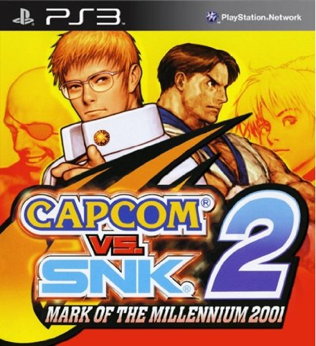 Capcom Vs SNK 2: Mark Of The Millennium   - PS3