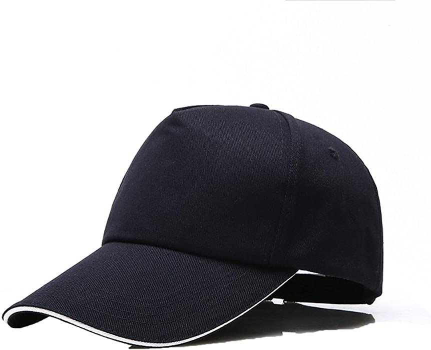 659041a314f Amazon.com  Adjustable Men Women Baseball Printed Hat Custom Logo Trucker Caps  Printing Baseball Cap Hats  Clothing