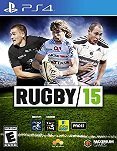 Rugby 15 - PlayStation 4 Standard Edition