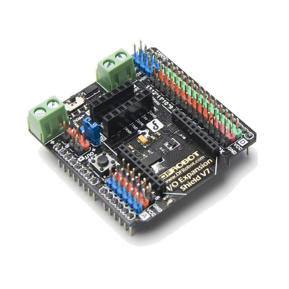 DFRobot Gravity: IO Expansion Shield For Arduino V7.1