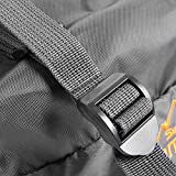 Teeker 60L Waterproof Hiking Backpack,Ultra