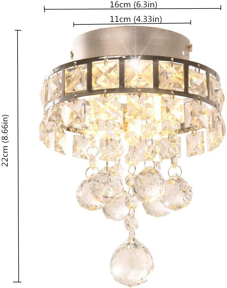 Entryway chandeliers: the most elegant models to choose for