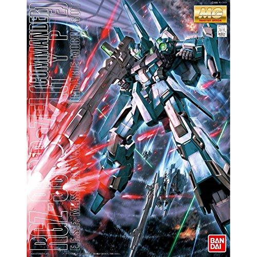 Bandai Hobby RGZ-95 ReZEL Commander Type Bandai Master Grade Action Figure