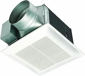 Panasonic FV-15VQ5 WhisperCeiling 150 CFM Ceiling Mounted Fan, White