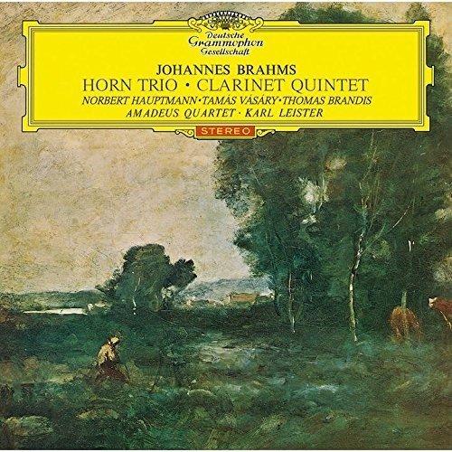Brahms: Horn Trio / Clarinet Quintet