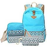 Hitop Geometry Dot Casual Canvas Backpack Bag, Fashion - Best Reviews Guide