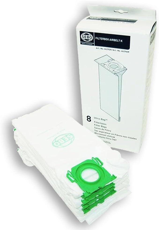 Micro Filter Box For Sebo K series Airbelt K1 K3 Komfort  Vacuum Cleaner Hoover