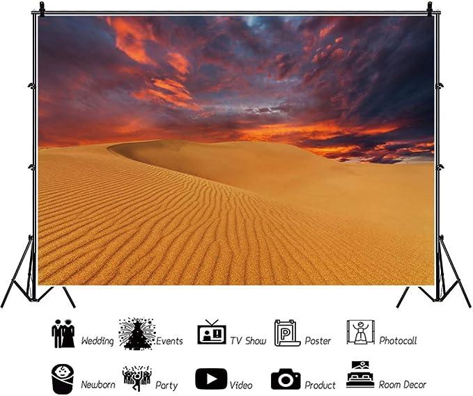 Oerju 1 5x1m Fotografie Zum Wüste Hintergrund Schön Kamera